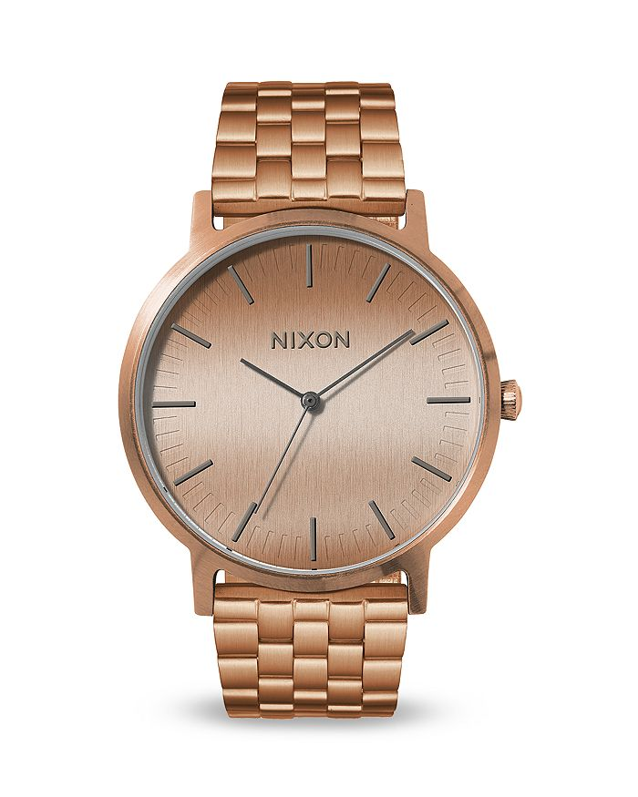 Nixon Bracelets PORTER BRACELET WATCH, 40MM
