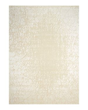 Nourison Luminance Rug - Cream, 5'3 x 7'5
