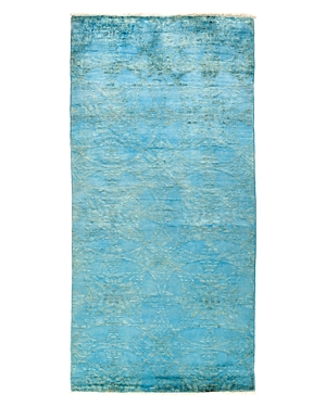 Solo Rugs Vibrance Overdyed Area Rug, 4' x 8'4