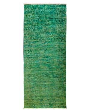 Bloomingdale's Vibrance Overdyed Area Rug, 3'1 x 7'10