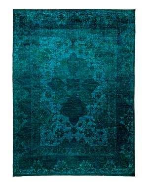 Solo Rugs Vibrance Overdyed Area Rug, 9'10 x 13'4