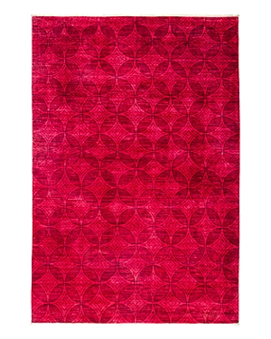 Solo Rugs Vibrance Overdyed Area Rug, 6'5 x 9'7