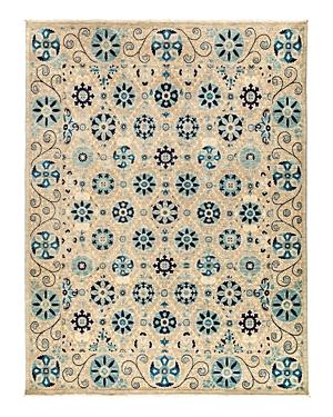 Solo Rugs Suzani Oriental Area Rug, 8'1 x 10'6