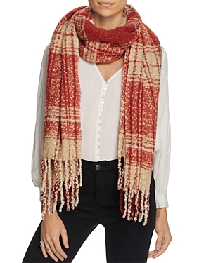 Free People Loveland Fringe Scarf at Bloomingdale's