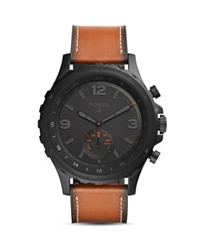 973767fdd707 Fossil - Nate Hybrid Smartwatch, 50mm ...