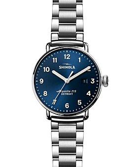 Shinola - Canfield Watch, 43mm