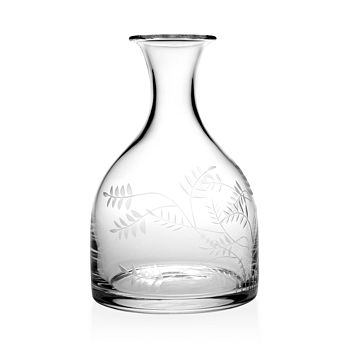 William Yeoward Crystal - Country Wisteria Carafe Bottle