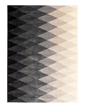 GRIT&ground - Harlequin Area Rug, 6' x 9'