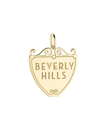Jet Set Candy - Beverly Hills 90210 Sign Charm