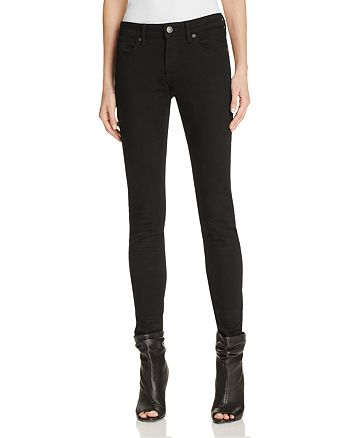 Burberry - Skinny Jeans in Black