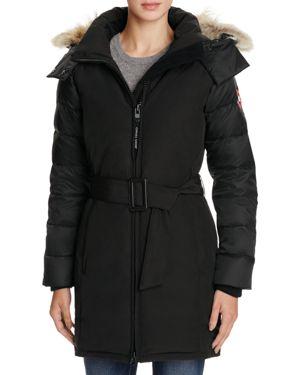 Canada Goose Rowan Fur-Trimmed Parka