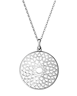 Links of London Sterling Silver Timeless Pendant Necklace, 32