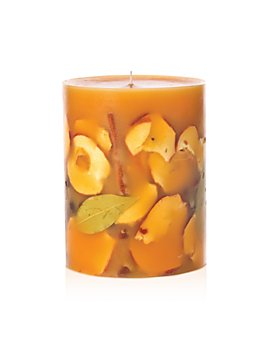 "Rosy Rings - Spicy Apple 6.5"" Candle"