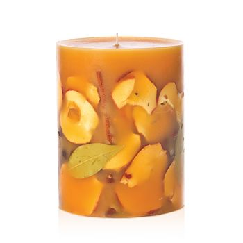 """Rosy Rings - Spicy Apple 6.5"""" Candle"""