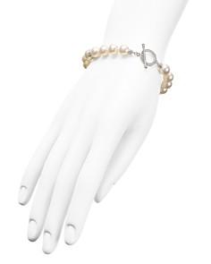 Nadri - Classic Toggle Bracelet