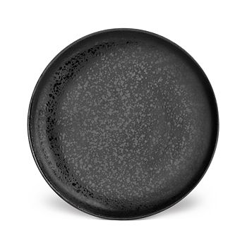 L'Objet - Alchimie Black Dinner Plate