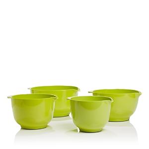 Rosti Mepal 4-Piece Melamine Bowl Set