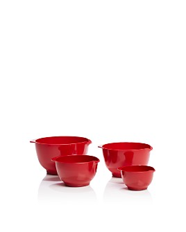 Rosti Mepal - 4-Piece Melamine Bowl Set