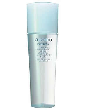 Shiseido Pureness Refreshing Cleansing Water Oil-free/Alcohol-Free