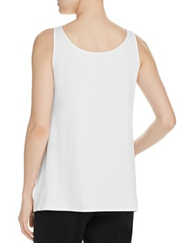 Eileen Fisher - Scoop Neck Tank, Regular & Petite