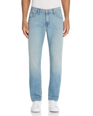J Brand Kane Straight Fit Jeans in Lynx