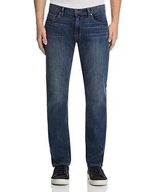 Paige Premium Denim Lennox Super Slim Fit Jeans in Attic