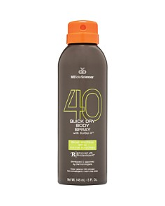 MD Solar Sciences SPF 40 Quick Dry Body Spray - Bloomingdale's_0
