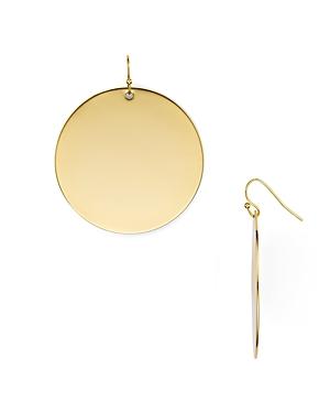 Argento Vivo Disc Earrings-Jewelry & Accessories