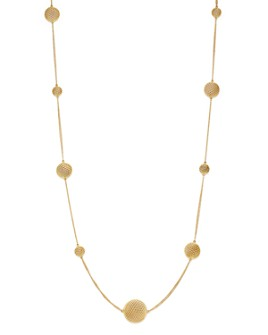 Roberto Coin - 18K Yellow Gold Silk Necklace, 39""