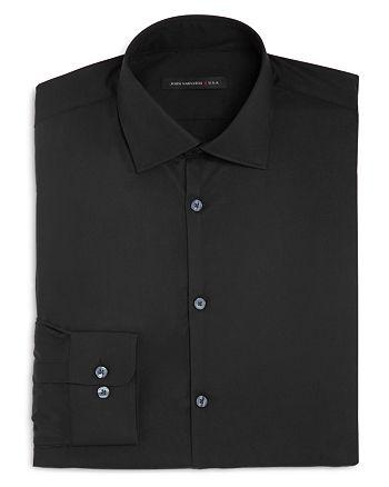 John Varvatos Star USA - Solid Stretch Slim Fit Dress Shirt