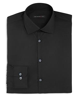 John Varvatos Star Usa Solid Stretch Slim Fit Dress Shirt