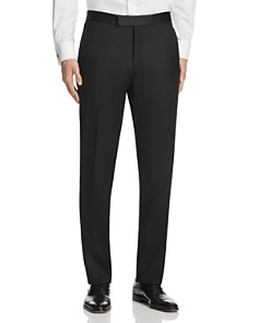 Ted Baker - Josh Regular Fit Tuxedo Pants - 100% Exclusive