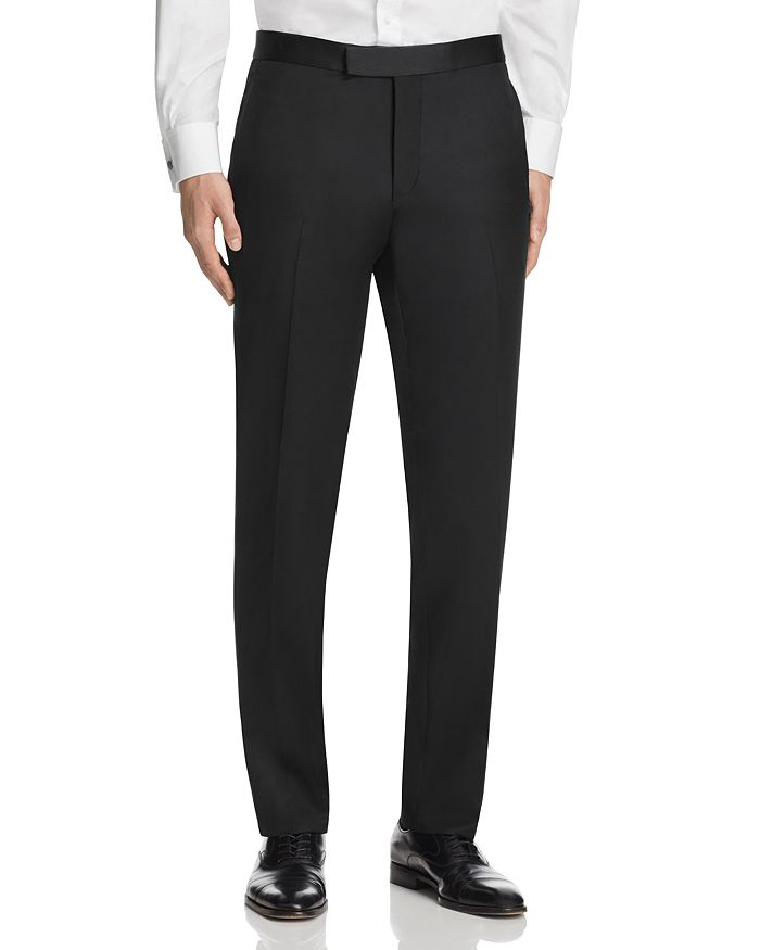 30e997f1633b Ted Baker - Josh Regular Fit Tuxedo Pants - 100% Exclusive