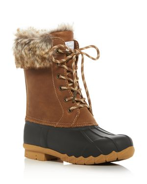 Sporto Agnes Cold Weather Duck Boots