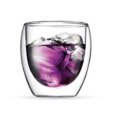 Bodum - Pavina Small Two Piece Glass
