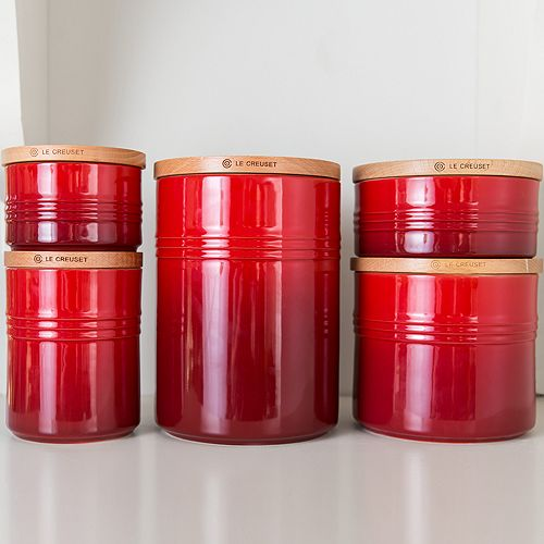 Le Creuset - Canisters