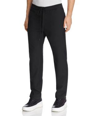Public School Ilyn Wool Split Cuff Relaxed Fit Drawstring Pants