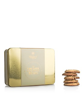 Charbonnel et Walker - The Drawing Room Collection Dark and Milk Chocolate Biscuits