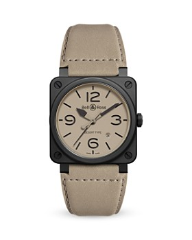 Bell & Ross - BR 03-92 Desert Type Watch, 42mm