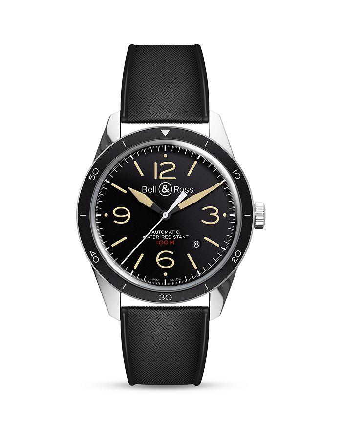 Bell & Ross - BR 123 Sport Heritage Watch, 41mm