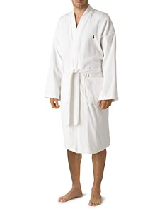 Polo Ralph Lauren Men's Kimono Cotton Velour Robe - Bloomingdale's_0