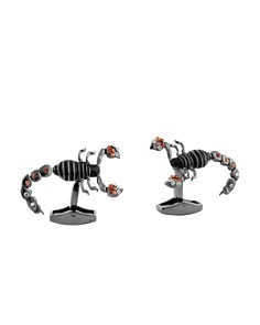 Tateossian Mechanical Scorpion Cufflinks - Bloomingdale's_0
