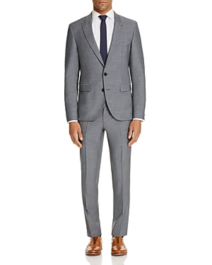 Hugo Solid Slim Fit Suit