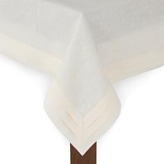 "Matouk - Lucerne Tablecloth, 70"" x 162"""