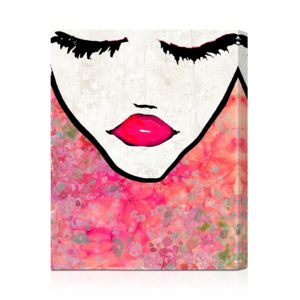 Oliver Gal Flower Coveted Wall Art, 17 x 22
