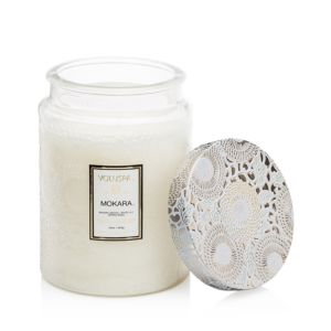 Voluspa Large Jar Candle, Mokara