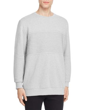 nANA jUDY Carter Fleece Welted Sweatshirt