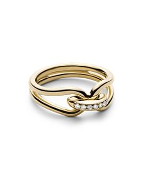 Shinola - 14K Yellow Gold Lug Ring