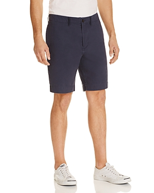 Billy Reid Clyde Cotton Slim Fit Shorts