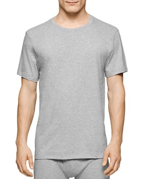 Calvin Klein - Cotton Classics Crew Neck Tees, Pack of 3